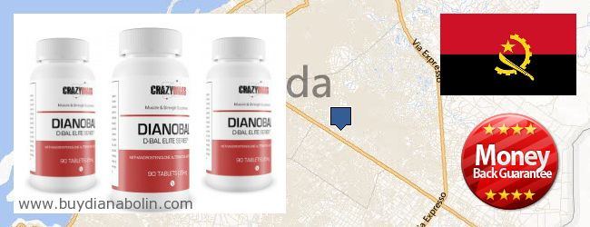 Where to Buy Dianabol online Luanda, Angola
