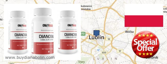 Where to Buy Dianabol online Lublin, Poland