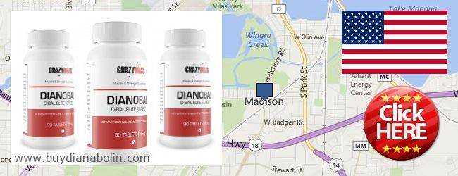 Where to Buy Dianabol online Madison WI, United States