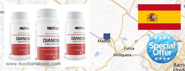 Where to Buy Dianabol online Madrid, Spain