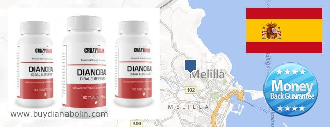 Where to Buy Dianabol online Melilla, Spain