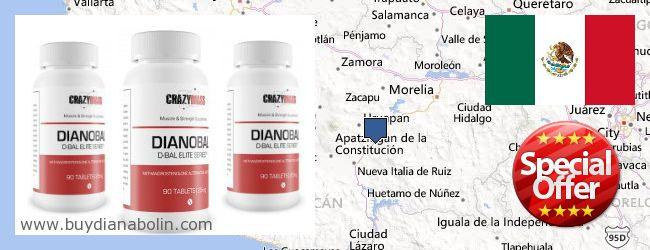 Where to Buy Dianabol online Michoacán (de Ocampo), Mexico