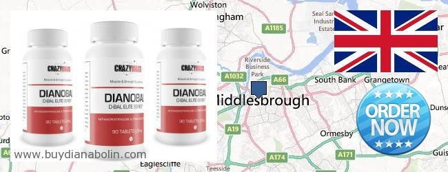 Where to Buy Dianabol online Middlesbrough, United Kingdom