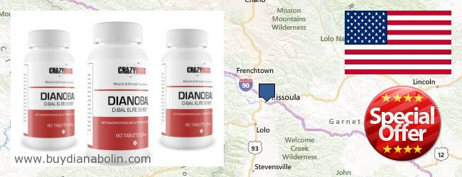Where to Buy Dianabol online Missoula MT, United States