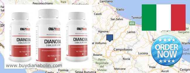 Where to Buy Dianabol online Molise, Italy