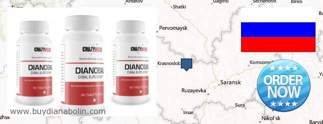 Where to Buy Dianabol online Mordoviya Republic, Russia