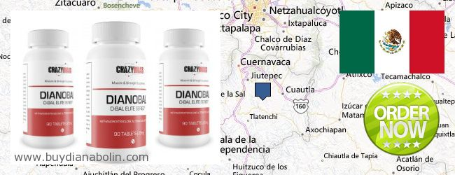 Where to Buy Dianabol online Morelos, Mexico