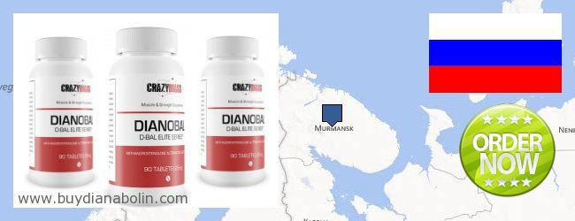 Where to Buy Dianabol online Murmanskaya oblast, Russia