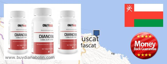 Where to Buy Dianabol online Muscat, Oman