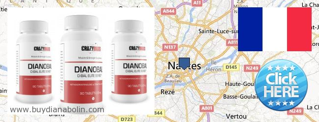 Where to Buy Dianabol online Nantes, France