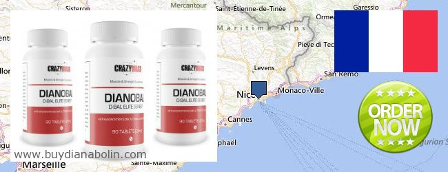 Where to Buy Dianabol online Nice, France
