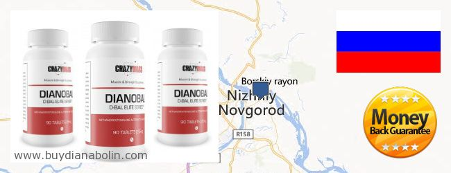 Where to Buy Dianabol online Nizhniy Novgorod, Russia