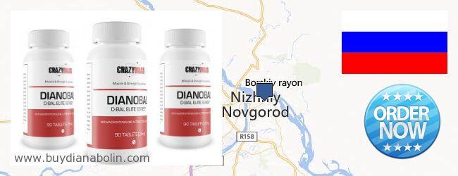 Where to Buy Dianabol online Nizhny Novgorod, Russia