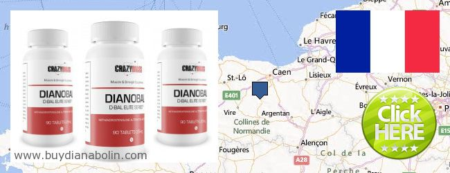 Where to Buy Dianabol online Normandy - Lower, France