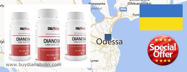 Where to Buy Dianabol online Odessa, Ukraine