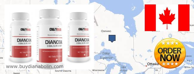Where to Buy Dianabol online Ontario ONT, Canada