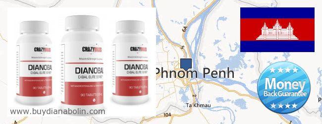 Where to Buy Dianabol online Phnom Penh, Cambodia