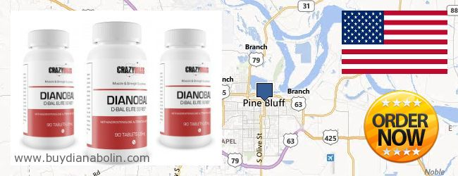 Where to Buy Dianabol online Pine Bluff AR, United States