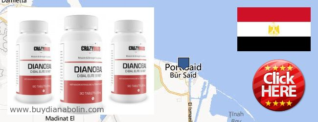 Where to Buy Dianabol online Port Said, Egypt