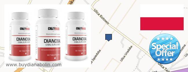 Where to Buy Dianabol online Poznań, Poland