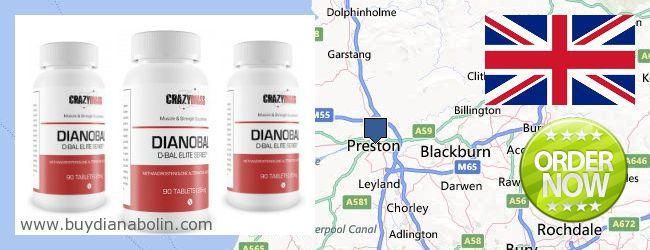 Where to Buy Dianabol online Preston, United Kingdom