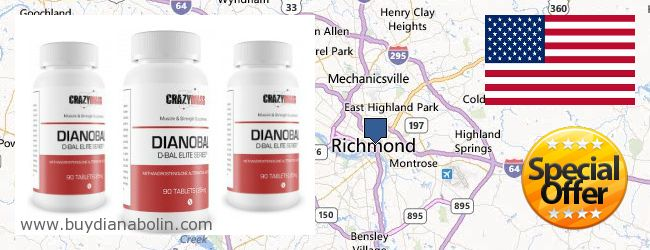 Where to Buy Dianabol online Richmond VA, United States