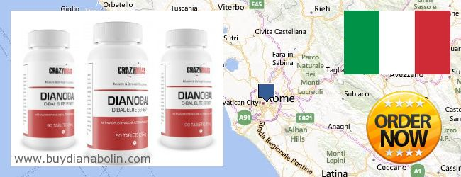Where to Buy Dianabol online Rome, Italy