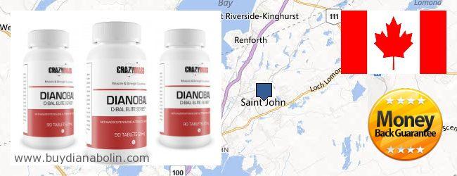 Where to Buy Dianabol online Saint John NB, Canada
