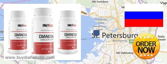 Where to Buy Dianabol online Saint Petersburg, Russia