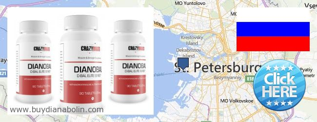 Where to Buy Dianabol online Sankt-Petersburg, Russia