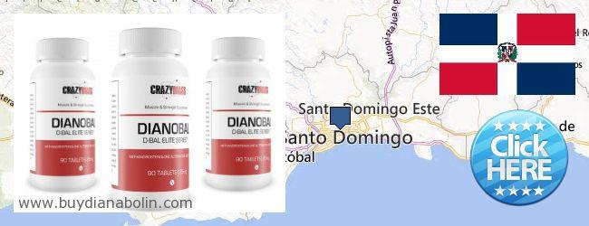 Where to Buy Dianabol online Santo Domingo, Dominican Republic
