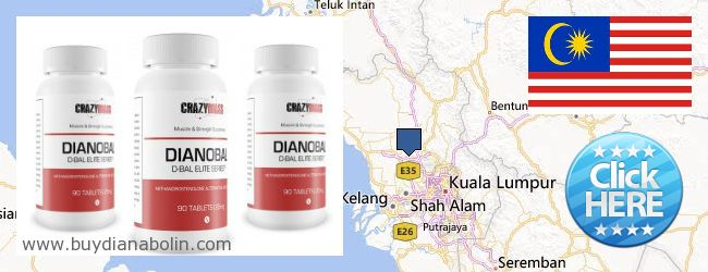 Where to Buy Dianabol online Selangor, Malaysia