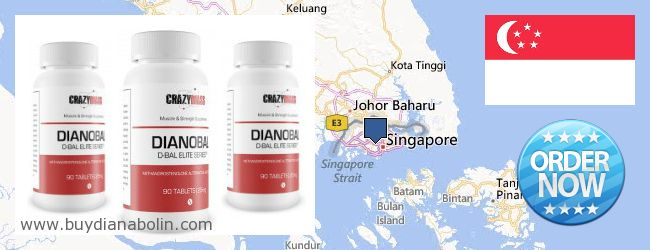 Where to Buy Dianabol online Singapore