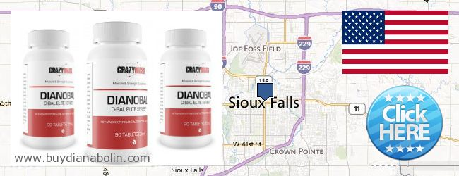 Where to Buy Dianabol online Sioux Falls SD, United States