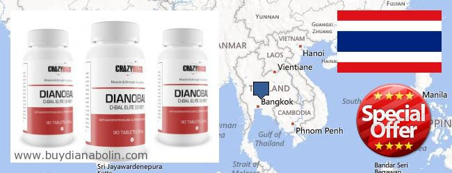 Where to Buy Dianabol online Southern, Thailand