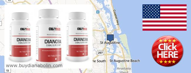 Where to Buy Dianabol online St. Augustine FL, United States