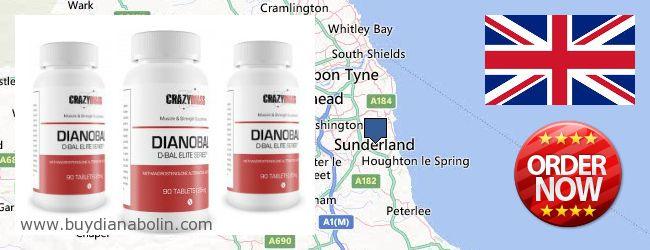 Where to Buy Dianabol online Sunderland, United Kingdom