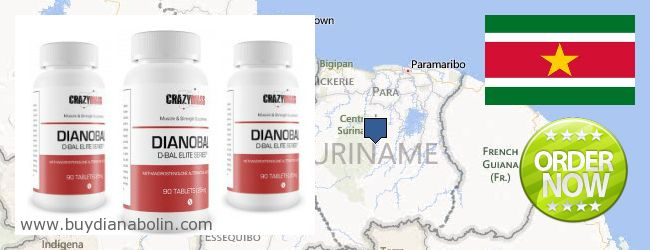 Where to Buy Dianabol online Suriname