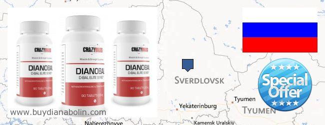 Where to Buy Dianabol online Sverdlovskaya oblast, Russia