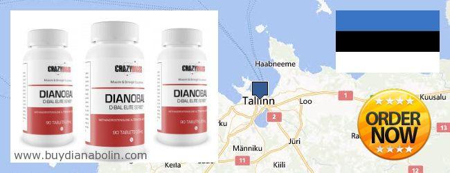 Where to Buy Dianabol online Tallinn, Estonia