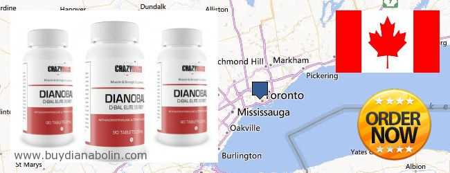 Where to Buy Dianabol online Toronto ONT, Canada