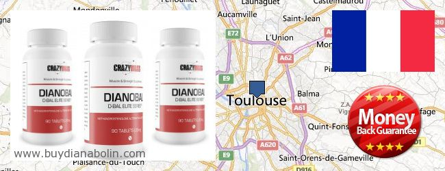 Where to Buy Dianabol online Toulouse, France