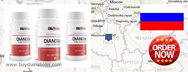 Where to Buy Dianabol online Tul'skaya oblast, Russia