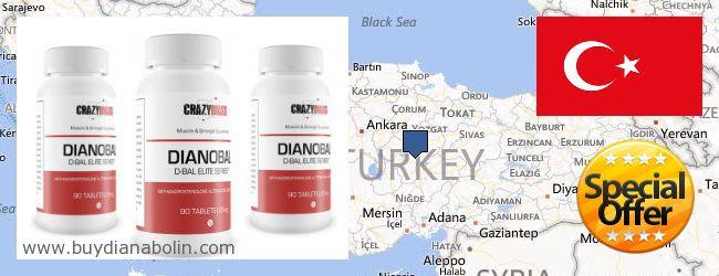 Where to Buy Dianabol online Turkey