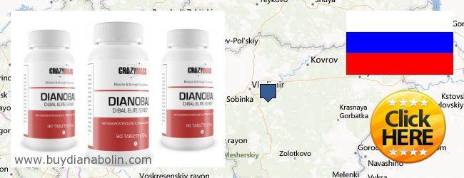 Where to Buy Dianabol online Vladimirskaya oblast, Russia