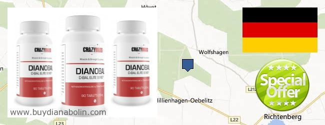 Where to Buy Dianabol online (-Western Pomerania), Germany