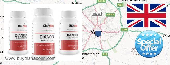 Where to Buy Dianabol online York, United Kingdom