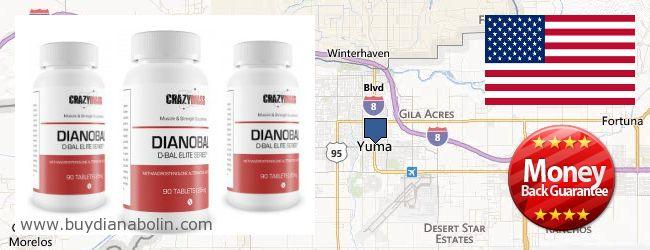 Where to Buy Dianabol online Yuma AZ, United States