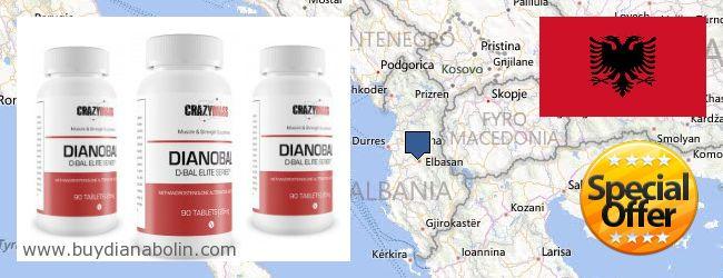 Onde Comprar Dianabol on-line Albania