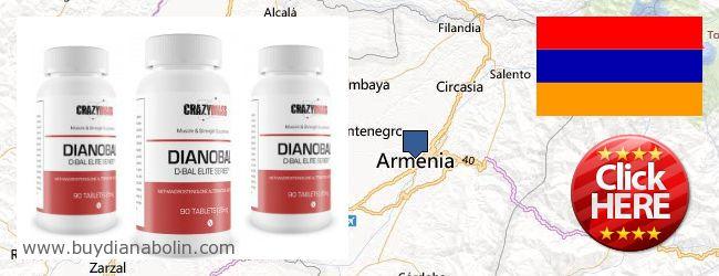 Onde Comprar Dianabol on-line Armenia